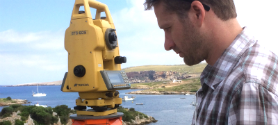 Total Station Gis Applied in Archaeology