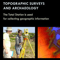 Total Station is used for collecting geographic information
