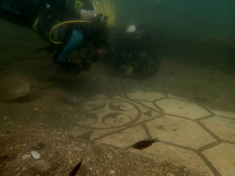 Underwater Archaeology Pompeii Italy Amp Sanitja Menorca