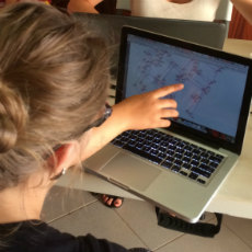 Using AutoCAD software for creating archaeological maps