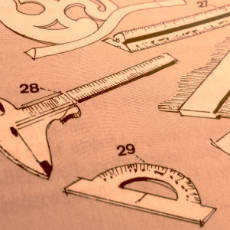 How to draw archaeological finds according with the standards