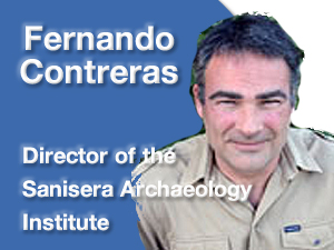 Fernando Contreras Director of Sanisera Archeology Institute