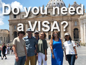 Do you need a VISA?